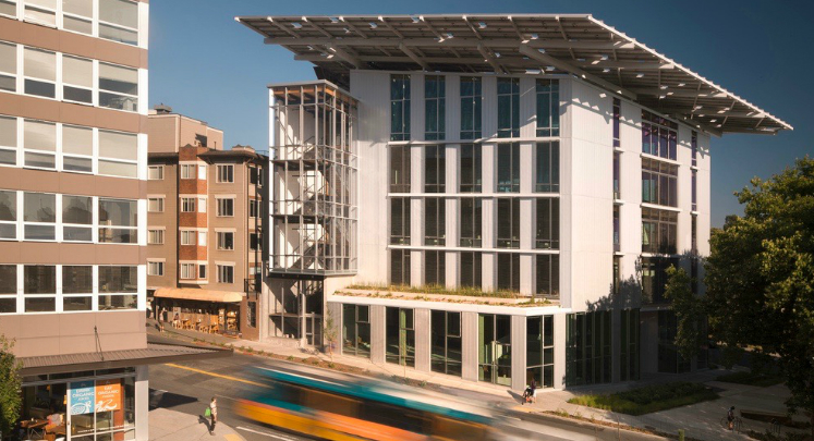 Bullitt Center, Seattle, Bullitt Foundation, Living Building Challenge