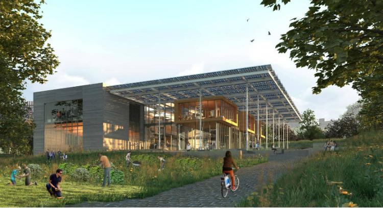 Miller Hull, Kendeda Fund, urban agriculture
