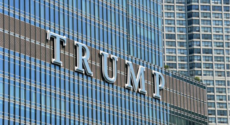 Trump International Hotel Chicago logo