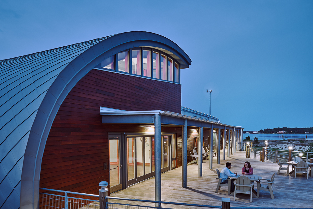 Brock Environmental Center, COTE, AIA, SmithGroup JJR, Chesapeake Bay Foundation