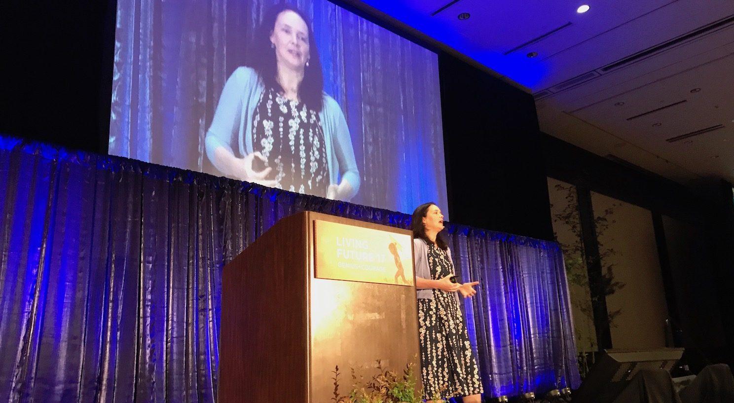 Amanda Sturgeon, Living Future unConference 2017