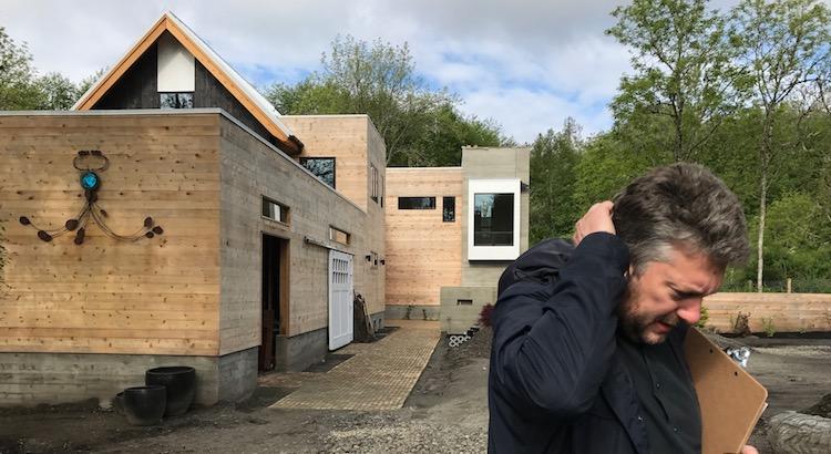 Heron Hall, Jason McLennan, Bainbridge Island