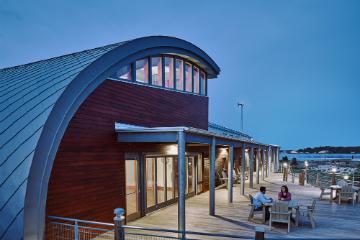 Living Building, Brock Environmental Center