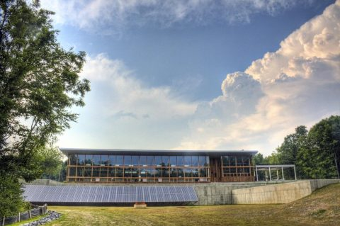 Omega Center for Sustainable Living, Living Building Challenge, Rhinebeck
