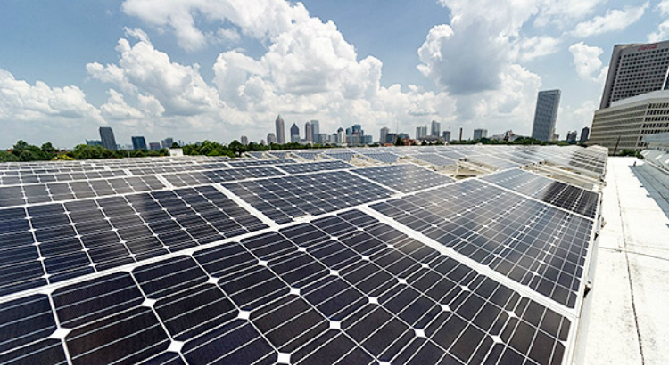 Suniva, Georgia Tech, Carbon-Neutral Energy Solutions Laboratory, solar, PV