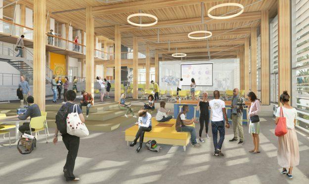 Living Building, Georgia Tech, energy use