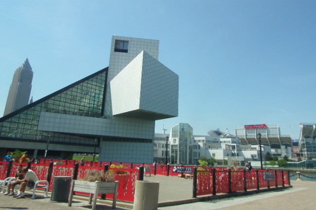 Cleveland, Rock and Roll Hall of Fame, 2030 District, sustainable communities