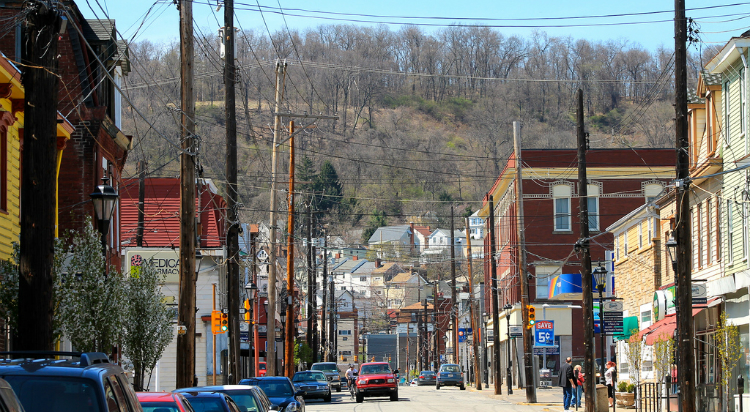 Millvale, Pennsylvania, Pittsburgh, Ecodistrict, sustainable communities
