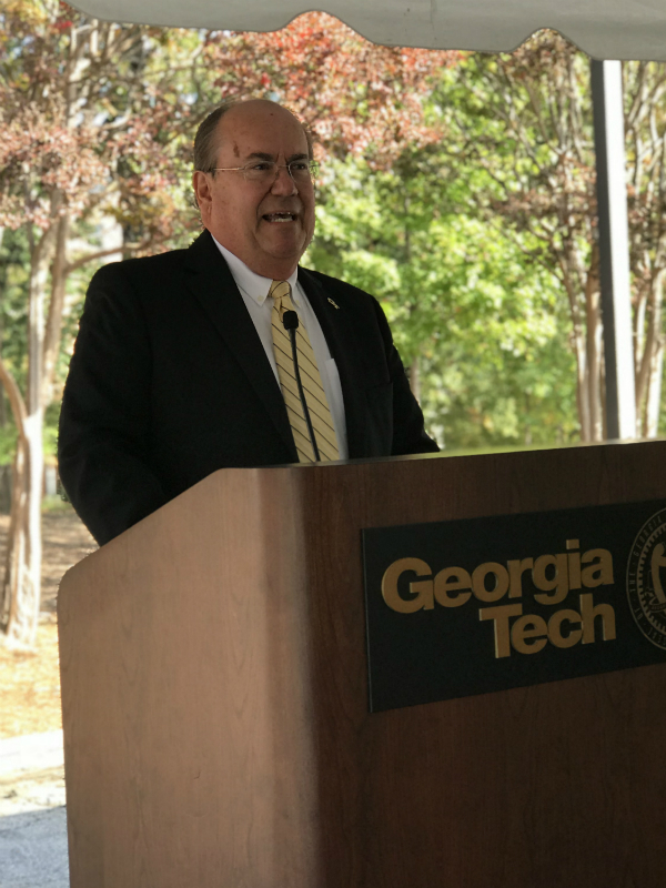 Steve Swant, Kendeda Building for Innovative Sustainable Design, Georgia Tech, Living Building