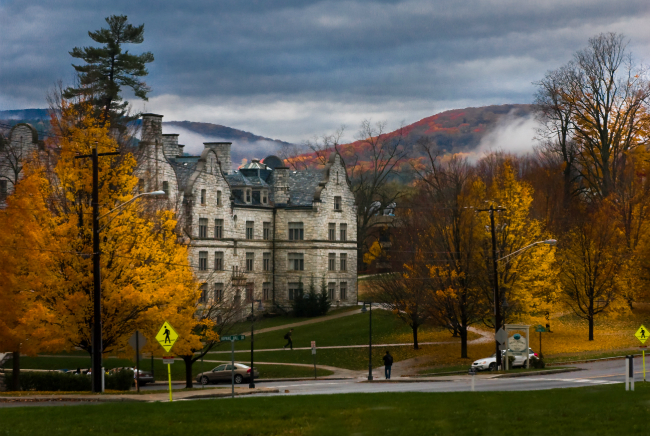 Williams College, Living Community Challenge, sustainable communities