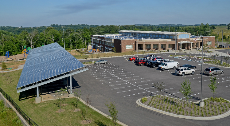 zero energy, net zero, Richardsville Elementary, CMTA Engineers, Kendeda Building