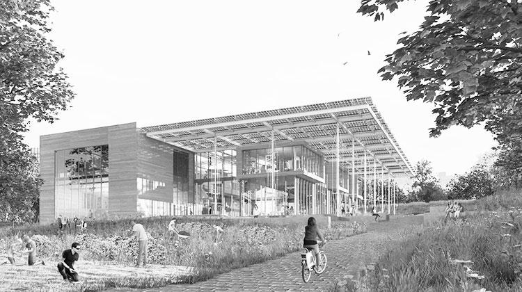 Kendeda Building