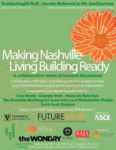 Making Nashville Living Building Ready