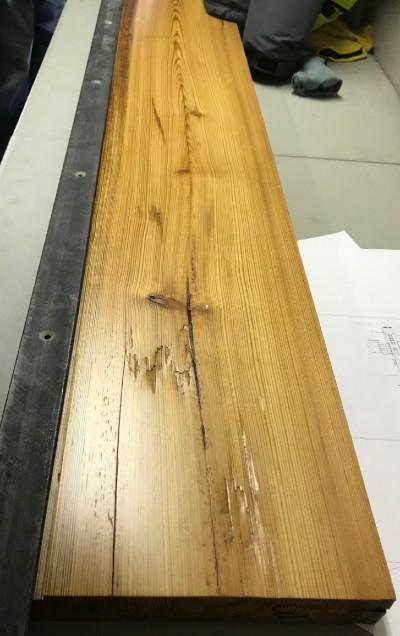 salvage, Materials Petal