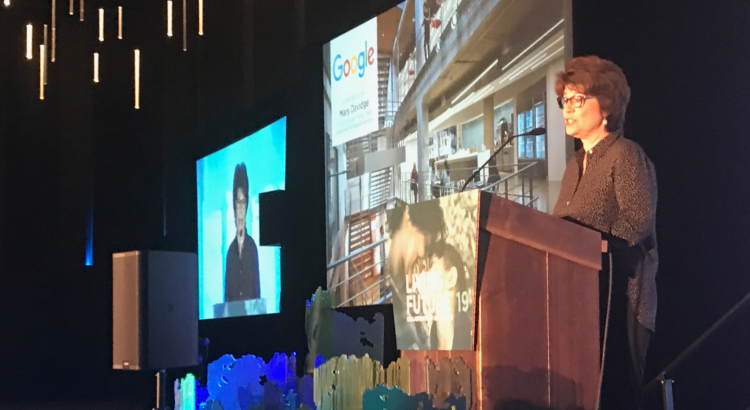 Living Building Challenge 4.0, Mary Davidge, Google, Living Future 2019. LBC 4.0
