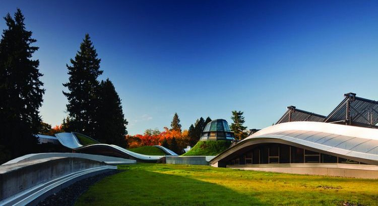 Kellert Biophilic Design Award, VanDusen Botanical Garden Visitor Centre