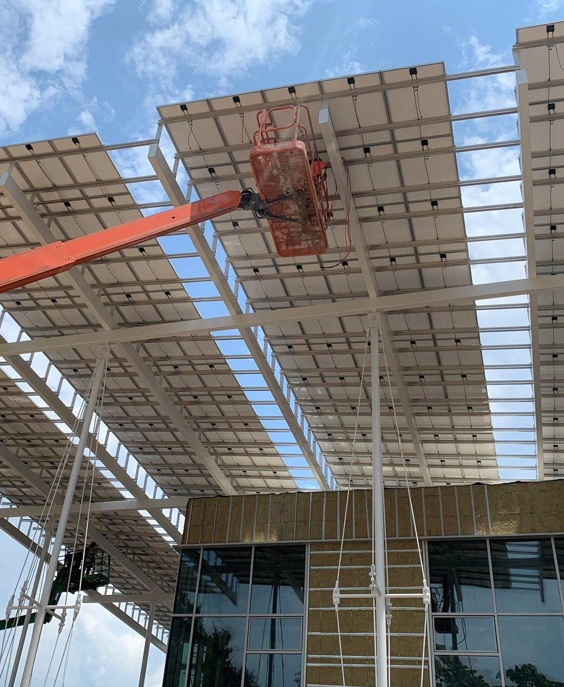 Energy Petal, solar